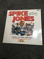 """Spike Jones And His City Slickers – I Went To Your Wedding – LP 12"""" Vinyl Record"""