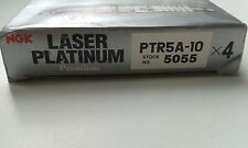 FORD MONDEO I & II 1.6 ZETEC 03/93-10/00 NGK PLATINUM SPARK PLUGS x 4 PTR5A-10