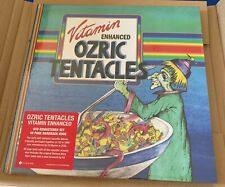 "Ozric Tentacles ""Vitamin Enhanced"" 6CD Book 2021 Sealed remastered by Ed Wynne"