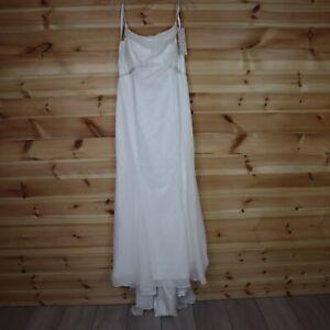 Milano Wedding Dress Ivory White Size XL