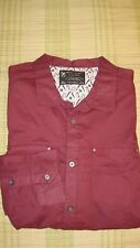 MARC ECKO CUT & SEW MENS BUTTON DOWN SHIRT LONG SLEEVE X-LARGE  ~NEW W/TAGS~