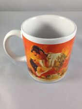 Gone With The Wind Collectible Coffee Cup Mug, 1996, New Condition