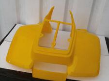 Suzuki LT50 Kotflügel/Verkleidung hinten Original 63111-04600-25Y gelb