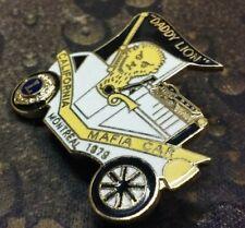 Lions Club Daddy Lion California Mafia Car Montreal 1979 pin badge