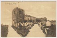 Yorkshire (North) postcard - Parish Church, Whitby