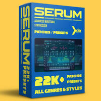 22,000+ Xfer Records - SERUM - Patches / Presets Bundle - ALL GENRES