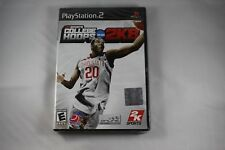 College Hoops 2k8 (Sony Playstation 2 ps2) NEW Factory Sealed Near Mint