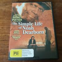 The Simple Life of Noah Dearborn DVD R4 Like New! FREE POST
