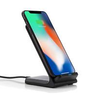 QI Drahtloses Schnell Ladegerät Wireless Charger Für Xiaomi Mi 9 Pro (5G)