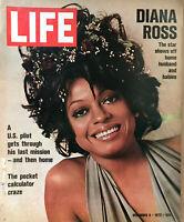 LIFE Magazine December 8, 1972 Diana Ross