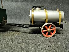 Wilesco Sprengwagen Wasserwagen Wassertank Anhänger