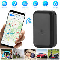 Vehicle Real-time GPS Tracker Bike Motorcycle Car LBS + WiFi Tracking Device SOS