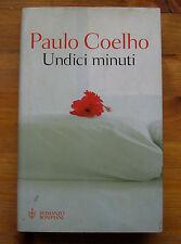 PAULO COELHO: Undici minuti  2003   Bompiani