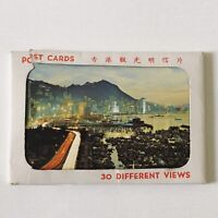 Set of Hong Kong Postcards Lot of 28 Photographs from 1980's and Before Numbered