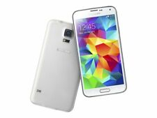 NEW Samsung Galaxy S5 SM-G900T 16GB White T-Mobile Factory Unlocked Smartphone