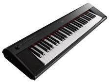 YAMAHA NP12 TASTIERA PIANOFORTE 61 TASTI DINAMICI  + ALIMENTATORE