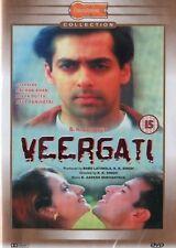 VEERGATI - BOLLYWOOD DVD - SALMAN KHAN - Bollywood indian movie dvd