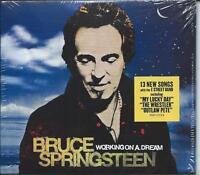 Bruce Springsteen - Working on a Dream (CD 2009) NEW/SEALED