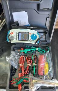 PeakTech 2755 VDE 0100 Installationstester