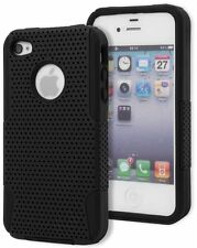 Black Fitted Case for iPhone 4s