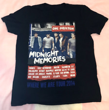 One Direction Midnight Memories Where We Are Tour Men T-shirt Size S-4XL  TT824