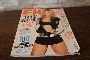 FHM Magazine September 2011 - Laura Whitmore