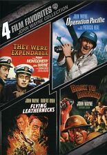 John Wayne War: 4 Film Favorites [2 Discs] DVD Region 1