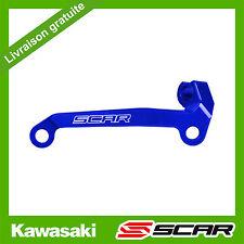 GUIDE CABLE D'EMBRAYAGE KAWASAKI KX-F KXF 450 KX450F 06-15 BLEU SCAR
