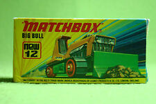 Modellauto - Matchbox - Superfast - Nr. 12 Big Bull - OVP