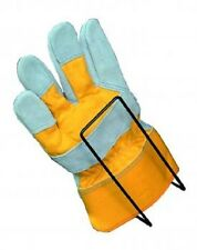 Rackems Mount Anywhere Glove Rack in Black Epoxy - Holds 1 Pair