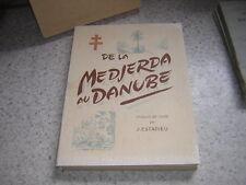 1946.de la Medjerda au Danube / Estadieu.Tunisie 39-45