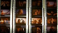 CONAN THE BARBARIAN Lot of 100 Film Cells - Compliments movie dvd poster