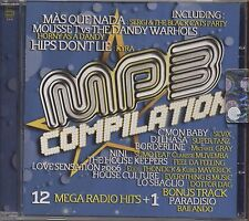 Mp3 Compilation 5 - KYRA MOUSSE T SEVIX PARADISIO SUMO DJ LHASA CD EDITORIALE