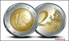 HOLANDA 2 EUROS 2013 - CONM. REINA BEATRIZ