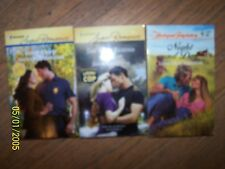 3 Janice Kay Johnson Romance soft cover Novels in GREAT condition