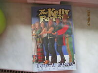 VHS Video Cassette -The Kelly Family Tough Road Volume Two