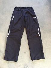 Tottenham Hotspur Puma Navy Jogging Bottoms Trousers - Adult size medium