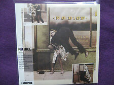 "NO DICE / SAME SELF TITLE S.T  MINI LP CD NEW David ""Dzal"" Martin,Roger Ferris"