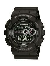 Runde Casio Quarz-Armbanduhren (Batterie)