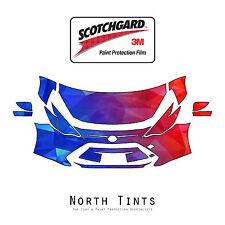 Toyota Yaris iA 2017-2018 PreCut 3M Scotchgard Paint Protection Clear Bra Kit