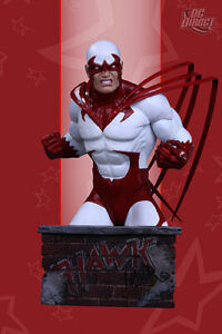 Hawk Bust 376/1500 Heroes of the DC Universe Amanda Conner Dove NEW SEALED