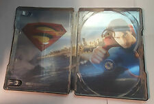 PELICULA DVD SUPERMAN RETURN EDICION METALICA 2 DISCOS