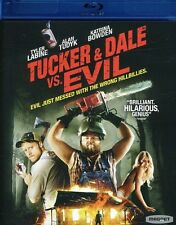 Tucker and Dale vs. Evil (2011, Blu-ray NIEUW) BLU-RAY/WS
