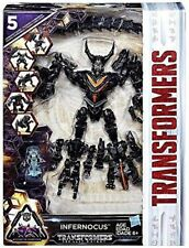 TRANSFORMERS The Last Knight INFERNOCUS  AUTHENTIC TRANSFORMER