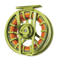 NEW -  Orvis Hydros SL V Fly Reel - Citron - FREE SHIPPING!