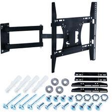 """Heavy Duty Full Motion Swing Arm 18"""" Long Extension Wall Mount TV Bracket 22-50"""""""