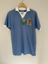 *BNWT* Retro Score Draw Manchester City Home Shirt - XL