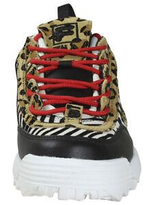 Fila Disruptor-II-Animal Sneakers Women's Shoes