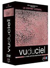 Vu du Ciel : Coffret Intégrale 12 émis de Yann Arthus Bertrand - 12 DVD - NEUF -