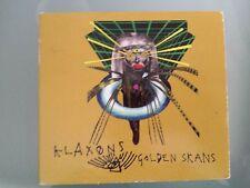 KLAXONS - GOLDEN SKANS. CD